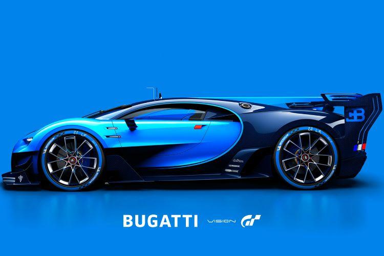 Bugatti S Gran Turismo Hypercar To Debut At Frankfurt Motor Show