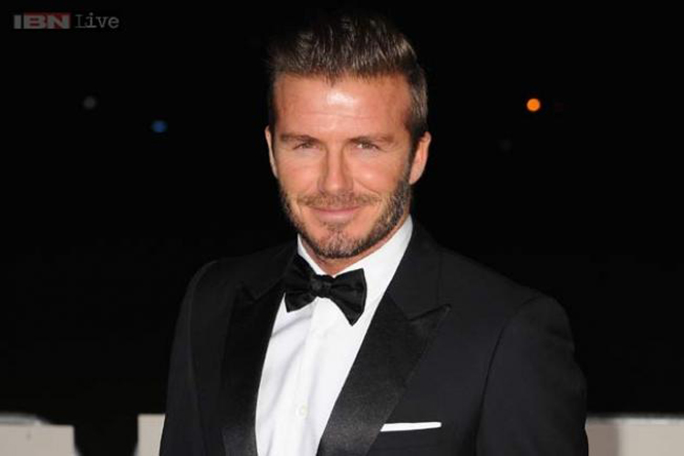 David Beckham dedicates 'Buster' tattoo to his son Brooklyn