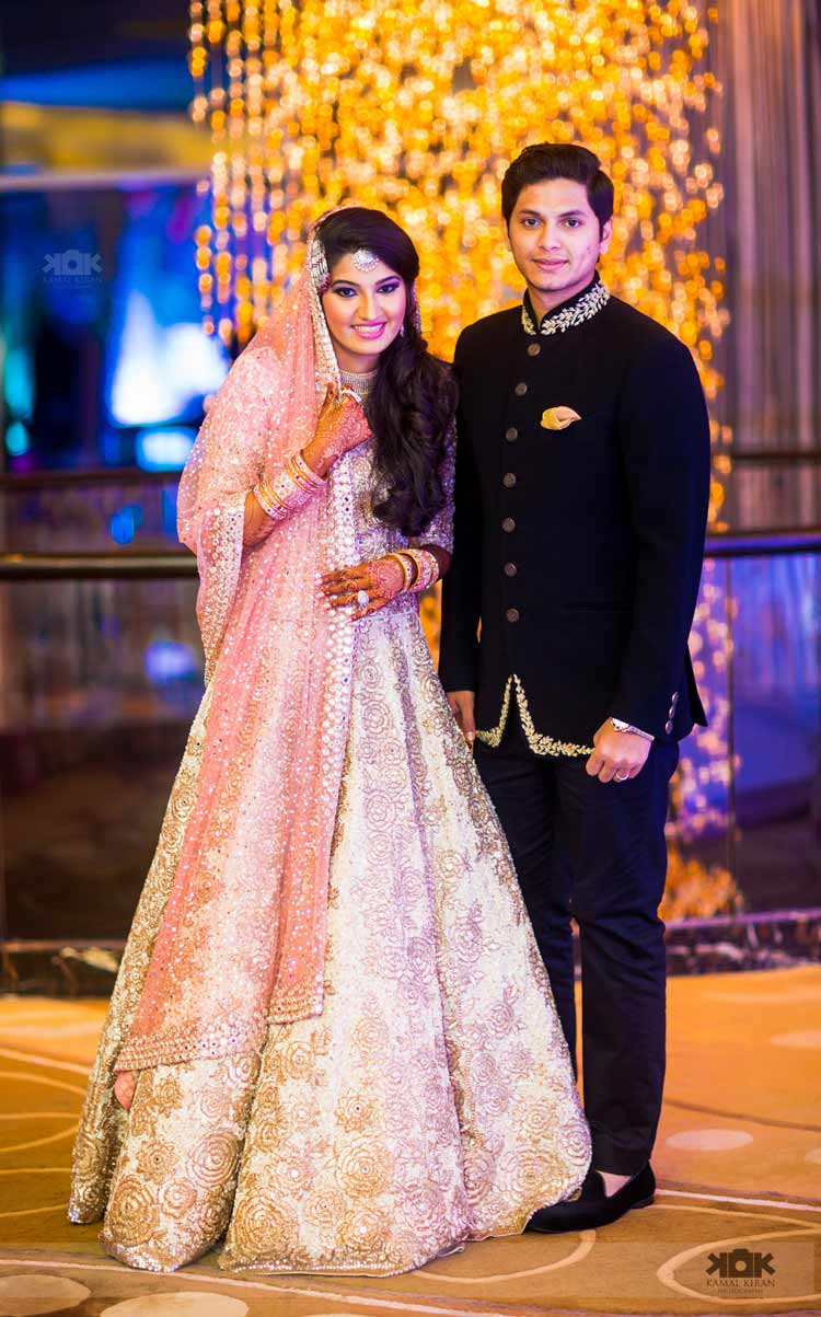 Inside Sania Mirzas Sister Anams Gorgeous Engagement Ceremony