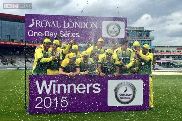 5th ODI: Australia thrash England by 8 wickets, clinch series 3-2