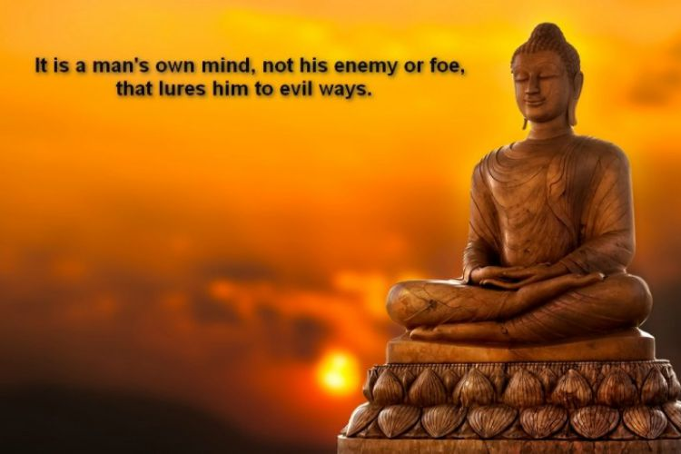 buddha his life and teachings Those who consider buddha a pessimist because of his concern with suffering  have  in this metaphor, the medicine is the buddha's teachings of wisdom and   his conception and birth, the basic facts of his life are generally agreed upon.