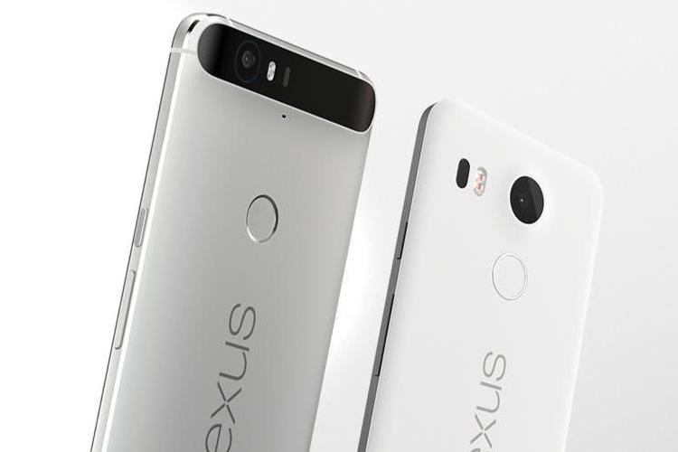 Google's LG Nexus 5X, Huawei Nexus 6P India launch today ...