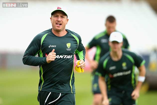 Australia's Brad Haddin denies unrest post his axing during Ashes