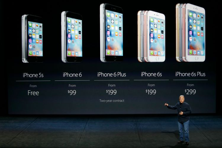 IPhone 5s Now Available For Free 6 Plus Prices Dropped
