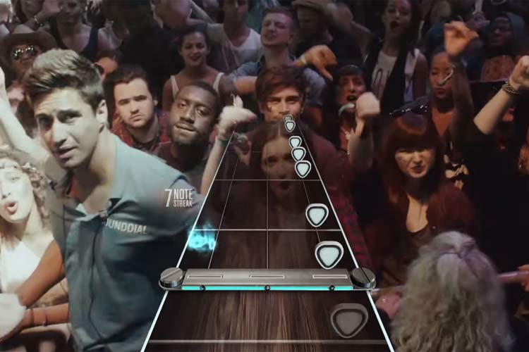 Guitar hero release date