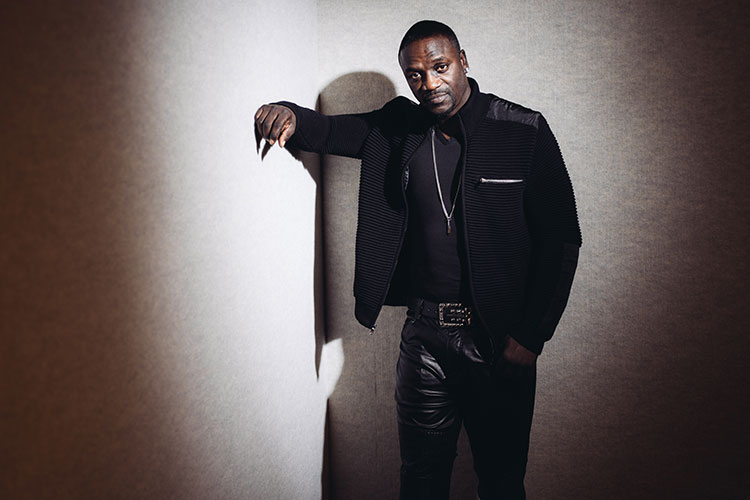 R&B Star Akon Explains Why He Is Releasing New Albums For