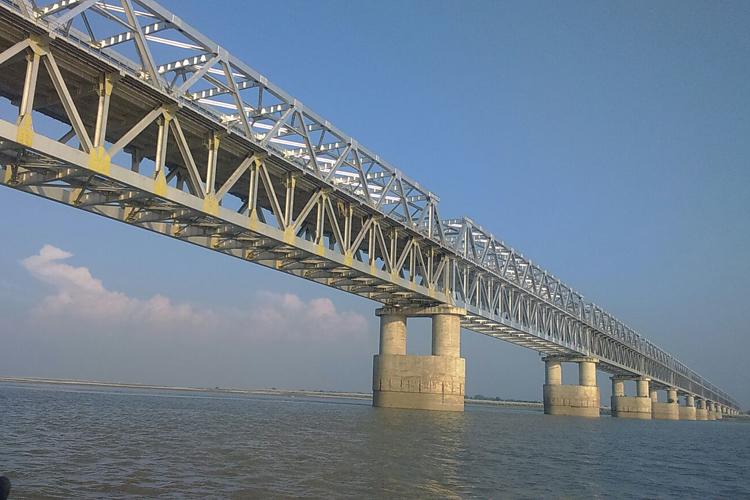 even after a decade villagers await  pletion of bridge