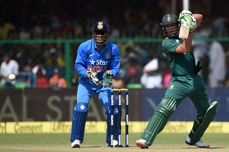 IND vs SA: India Level Series, De Villiers' Ton goes in vain