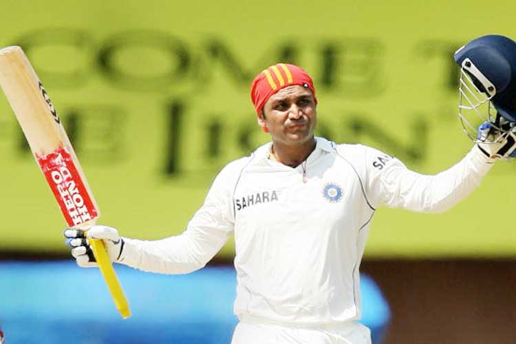 Virender Sehwag: Top 5 International Knocks