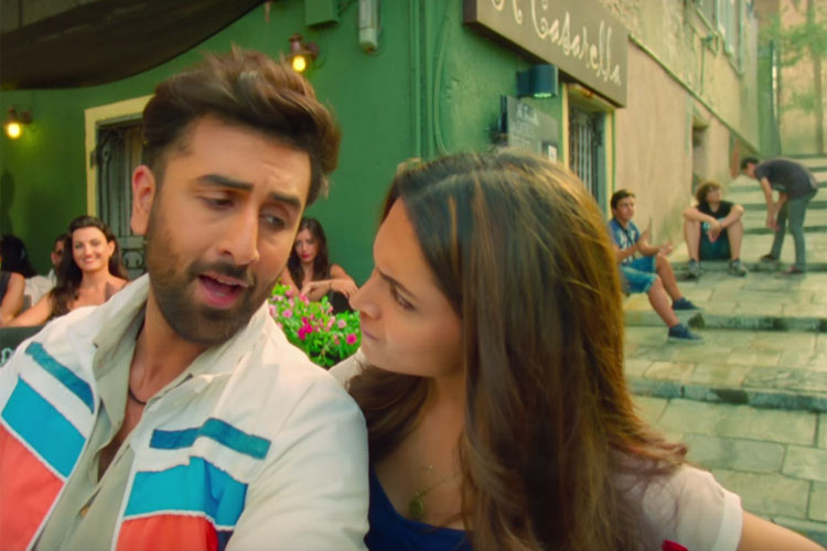 Watch: Ranbir Kapoor-Deepika Padukone's crazy dance in ...
