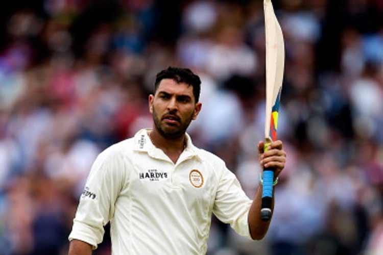 File Image of Yuvraj Singh. (Getty Images)