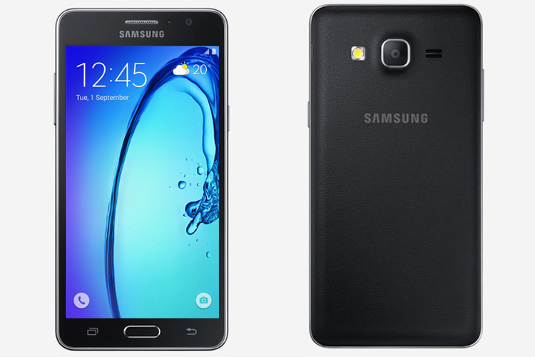samsung launches 4g enabled galaxy on5 on7 smartphones at
