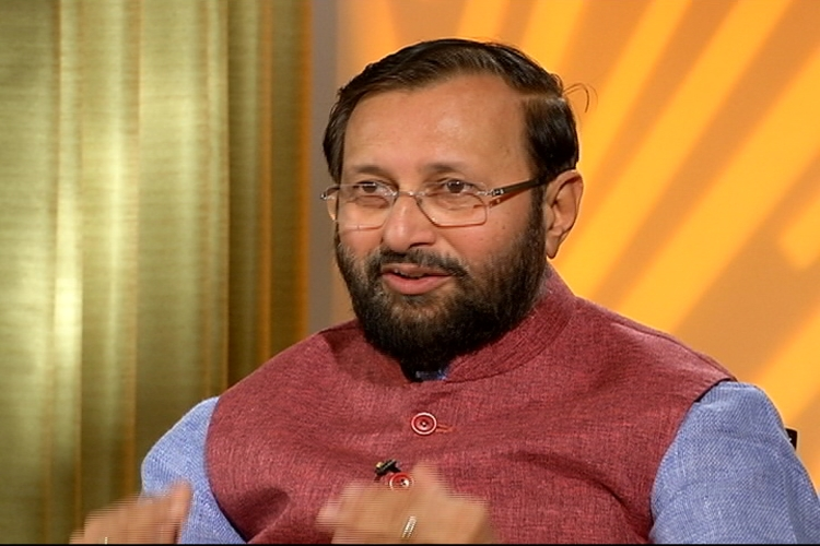 India going to Paris meet with progressive & proactive stance: Prakash Javadekar