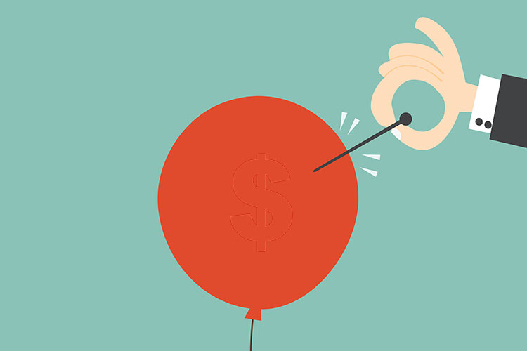 bursting the business bubble How to burst your social media filter bubble with a growing class of apps  their  personal lives and in the business world and beyond, he said.