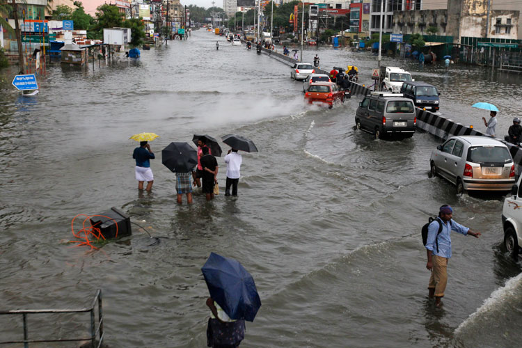 Heavy rains a near death blow to Chennai's infrastructure, rebuilding an uphill task