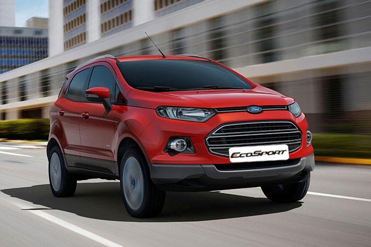 ford india recalls 16 444 units of compact suv ecosport news18. Black Bedroom Furniture Sets. Home Design Ideas
