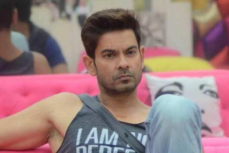 Keith Sequeira back in the Bigg Boss house.