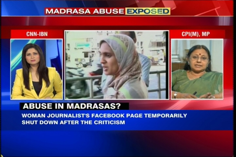 Kerala Women journalist claims sexual exploitation in madrasas, abused on social media