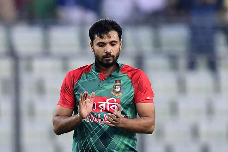 World T20: Bangladesh captain, players fined for slow over-rate against India