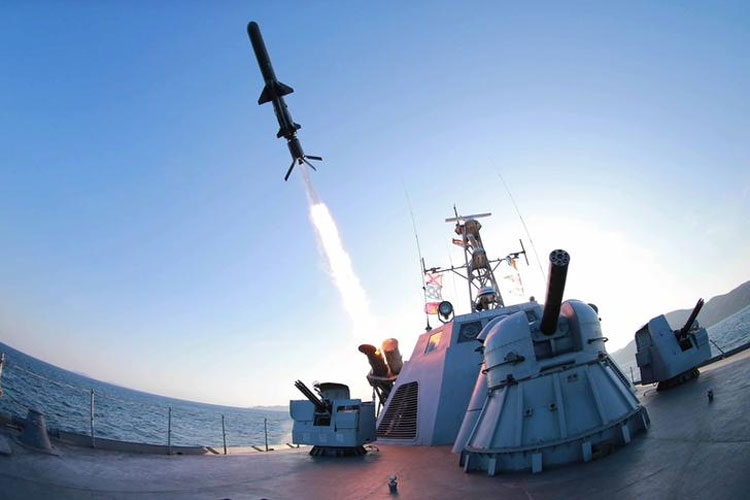 Israel tests Barak-8 missile co-developed with India