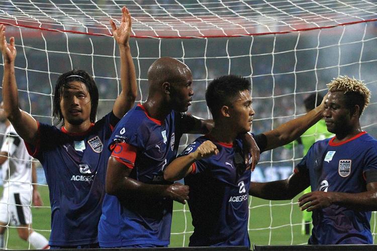 File Image of Mumbai City FC. (ISL Images)