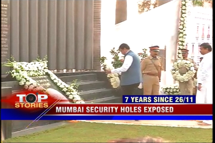 News360: Mumbai security holes exposed