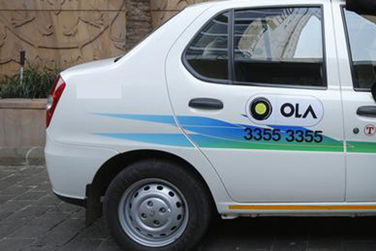 Ola cab driver arrested for allegedly misbehaving with female ...