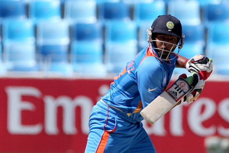 U-19 World Cup Final Live: Sarfaraz departs, India stare at a low score