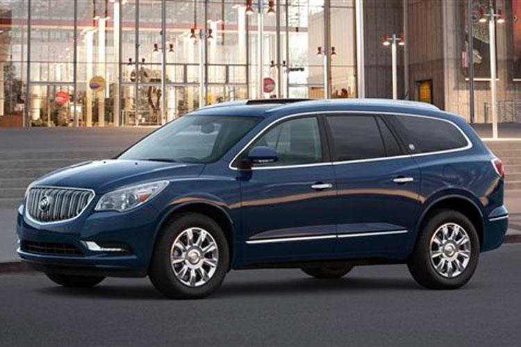 The Enclave - mature, classy and stylish.