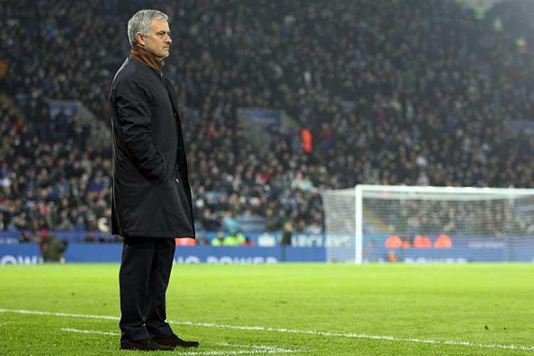 Jose Mourinho (Getty images )