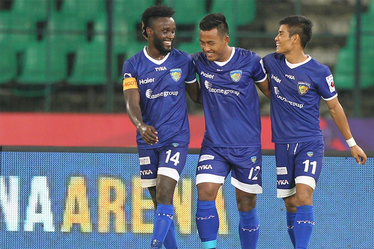 Image result for Mumbai FC, Chennai FC in search of a win