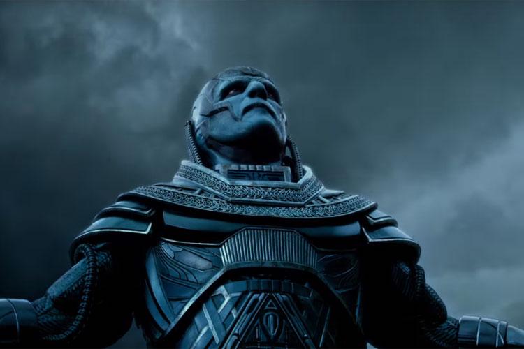 Men: Apocalypse poster debuts