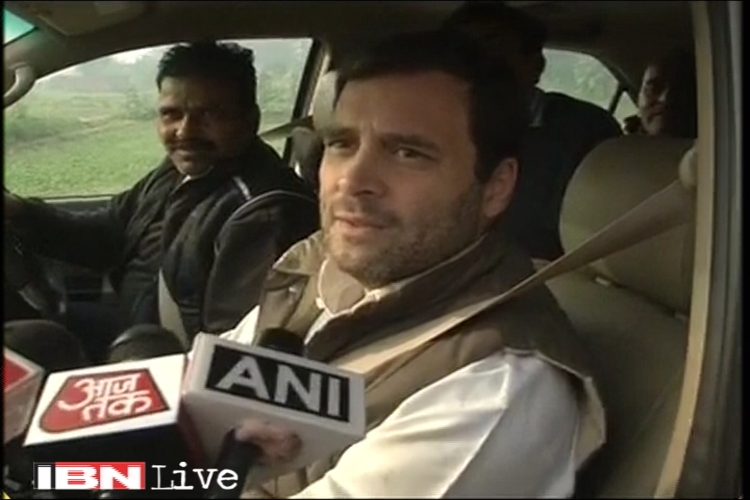What happened to Modi's pledge to not let corruption flourish, asks Rahul Gandhi