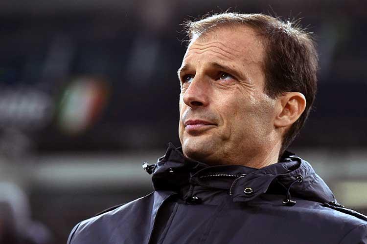 Massimiliano Allegri Pleased With Juventus Attitude Despite Stalemate
