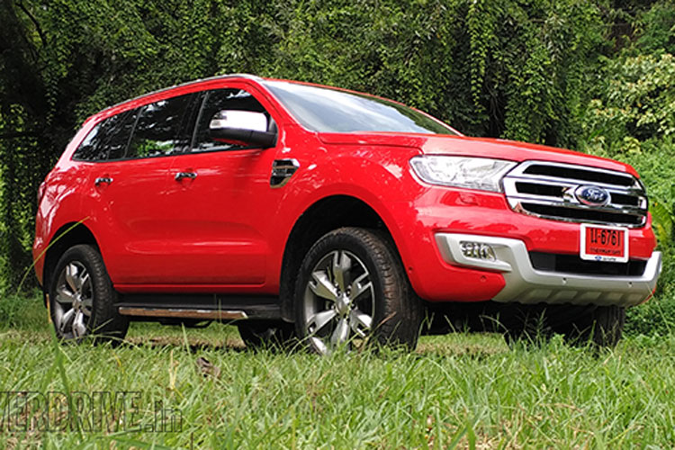 Ford Endeavour Things To Expect From The All New Suv
