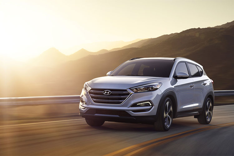 hyundai to unveil tucson suv at auto expo 2016 news18. Black Bedroom Furniture Sets. Home Design Ideas