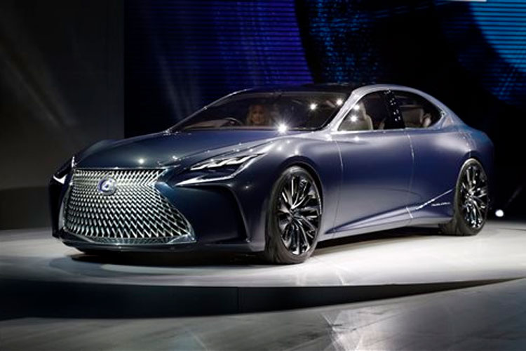 Photos: 10 Must-see Cars At Detroit Auto Show 2016