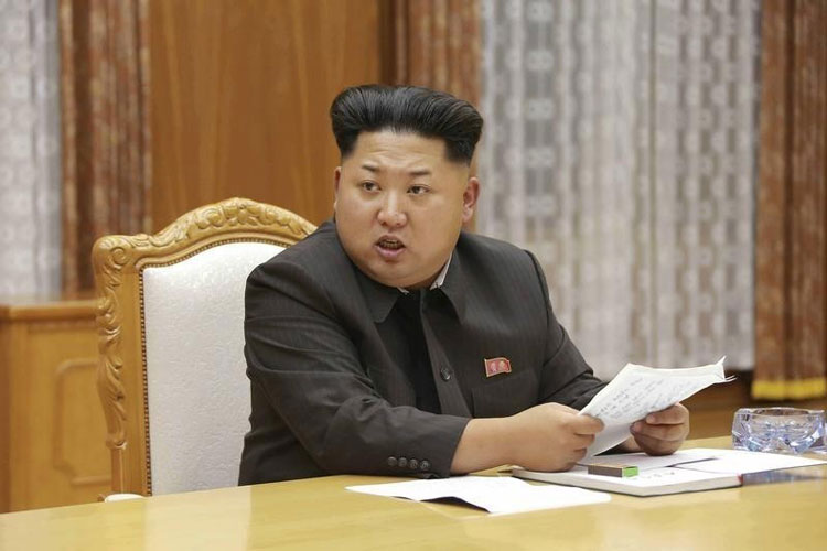 North Korea Says US 'Declared War,' Warns it Could Shoot Down Bombers