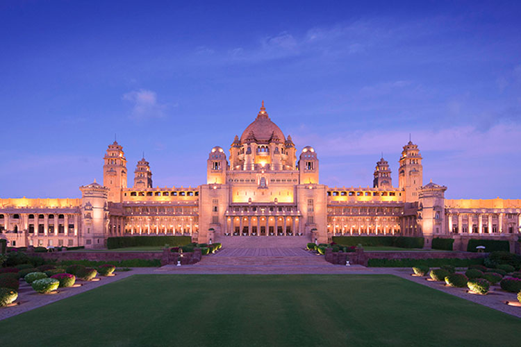 Jodhpur 39 s umaid bhawan palace named the world 39 s best hotel for Worlds best hotels