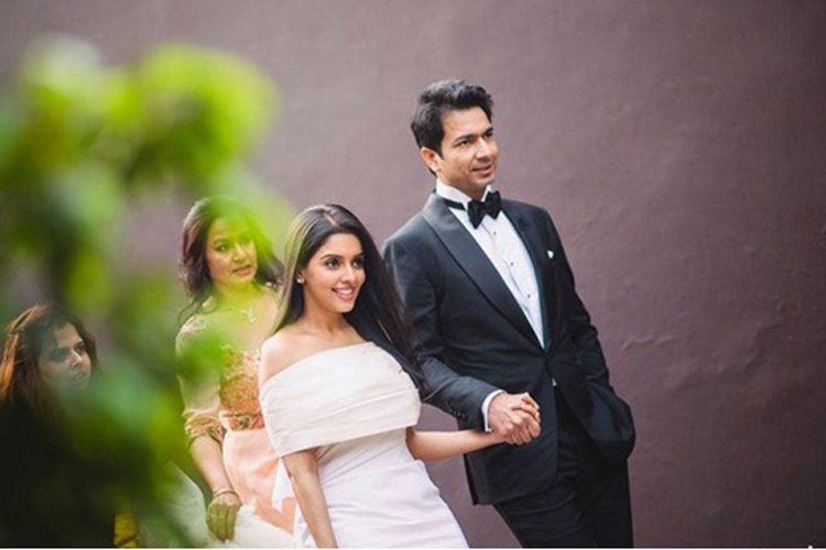 Check out inside pics of Asin-Rahul Sharma's wedding