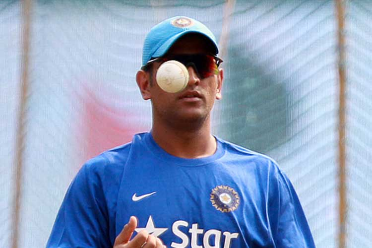MS Dhoni May Play Warm-Up Games Against England Before ODI Series