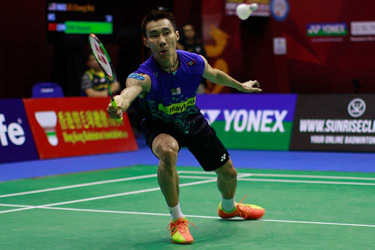 Lee Chong Wei's BWF World Championship Dream Shattered