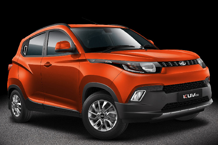 Mahindra Launches Kuv Compact Suv In India At Rs Lakh