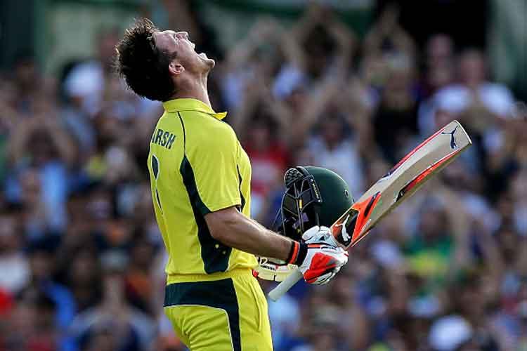Australia Keen on Sweep of New Zealand: Mitchell Marsh