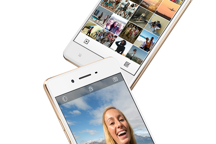 First Impressions: The Pricey Oppo F1 Has Eyes on Selfie Purists