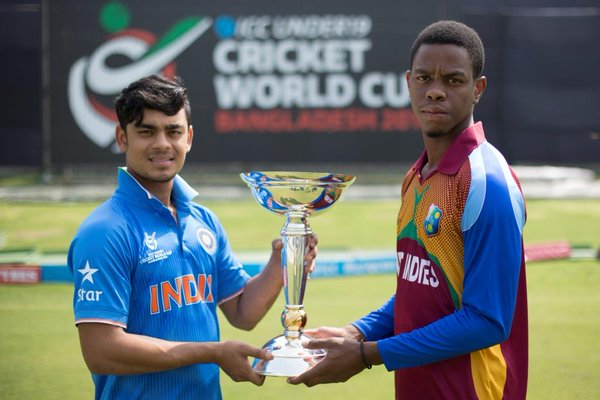 India all set to repeat 1983 in U-19 World Cup final against West Indies