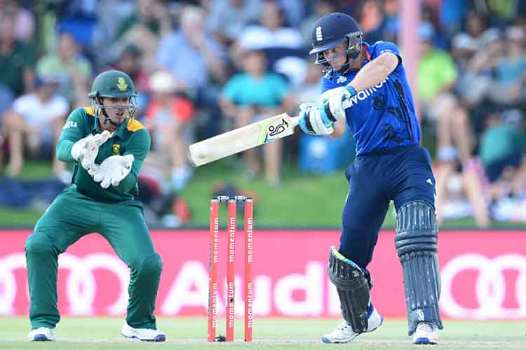 2nd ODI: Buttler