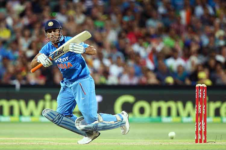 Dhoni considers defeat to Lanka a chance to assess team