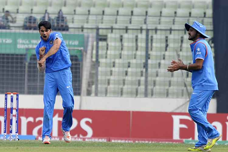 U-19 World Cup Final Live: India stay in the game with regular strikes