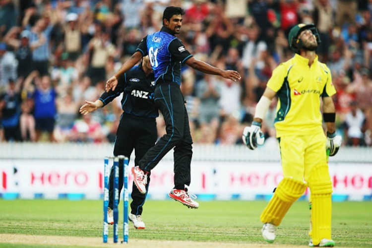 What Happened In New Zealand Image: As It Happened: New Zealand Vs Australia, 3rd ODI